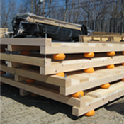 Heavy Duty Skids - Shipping Crates and Skids
