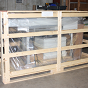 Lightweight Crates - Shipping Crates and Skids