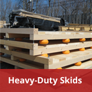Heavy Duty Skids