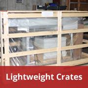 Lightweight Crates