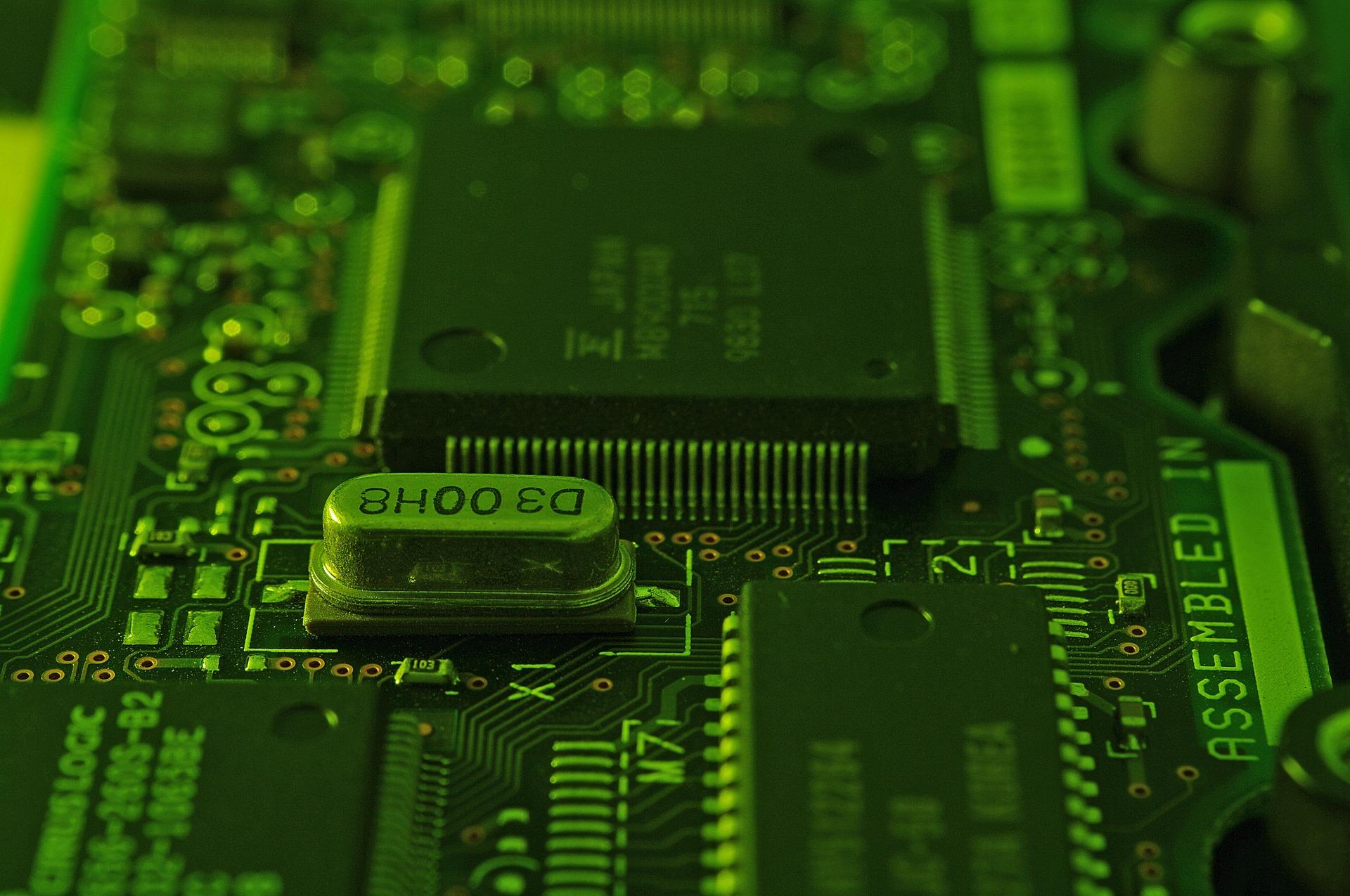 Green Circuitry