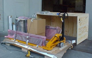 Handtruck Strapped Full Size