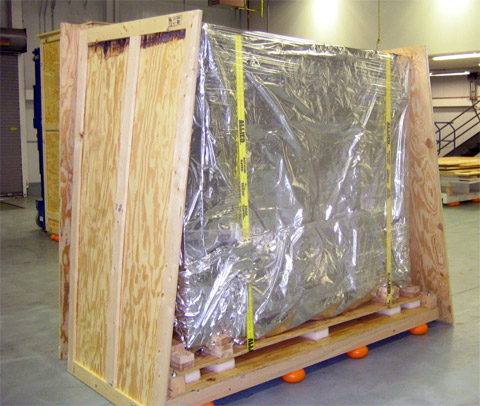 Crate for Export