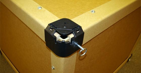 Kubox Lock Pin