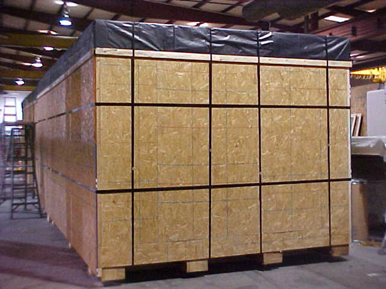 Large Export Crates - Shipping Crates