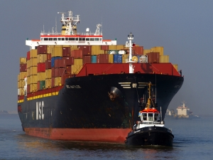 How to schedule a shipment for export